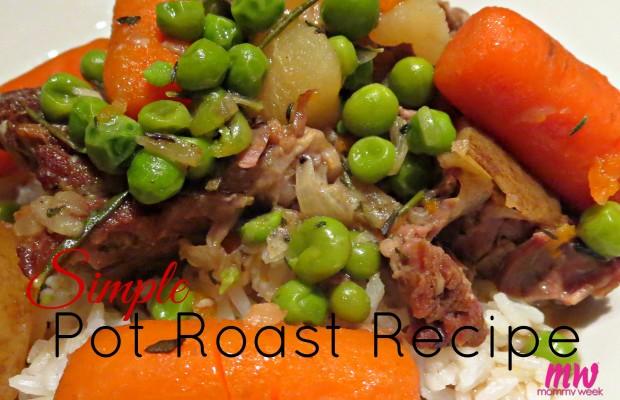 Simple Pot Roast Recipe