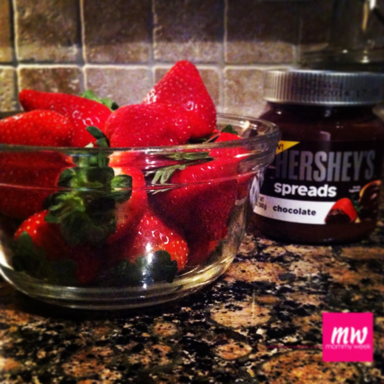 Hershey's Spreads Easy Hot Cocoa Recipe - Mommy Week™ - Mommy Week™