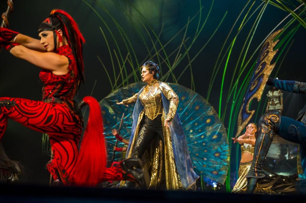 Cirque du Soleil AMALUNA Giveaway
