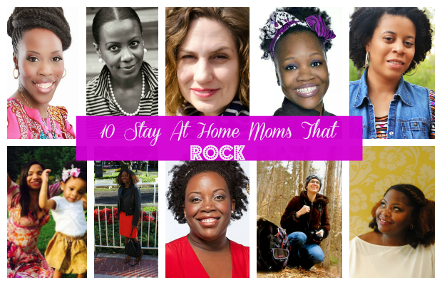 10 Stay At Home Moms That Rock