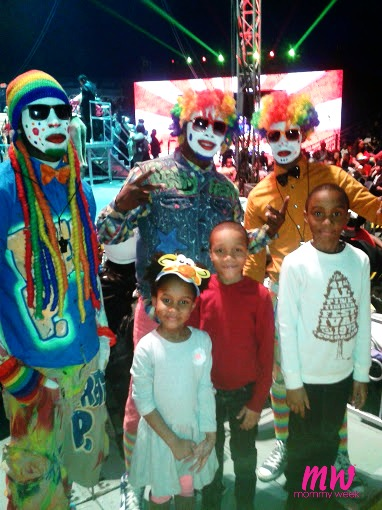 $20 tickets for universal circus 2015