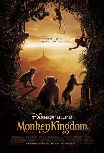 Monkey Kingdom Family Activity Packet