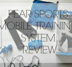 PEAR Sports Mobile Training System Review