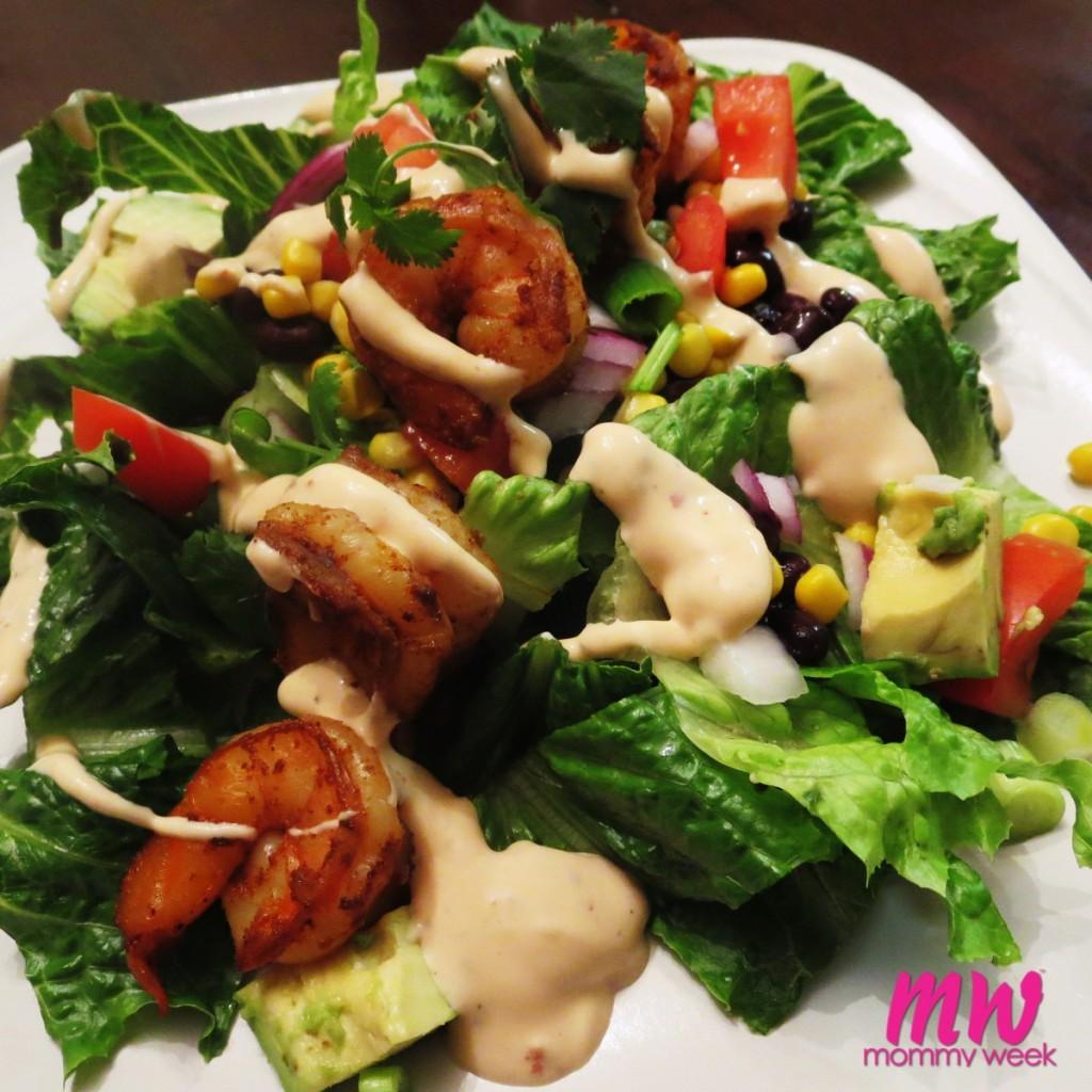 Simple Southwest Salad Recipe