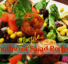 Simple Southwest Salad Recipe