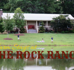 Farm Stays at The Rock Ranch