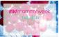 MommyWeek Two Year Bloggiversary
