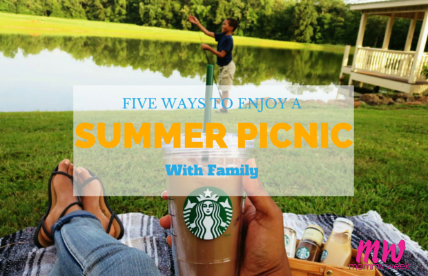 Five Ways to Enjoy a Summer Picnic with Family