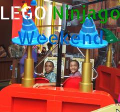 LEGO Ninjago Weekend
