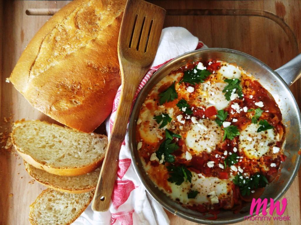 Traditional Shakshuka Recipe