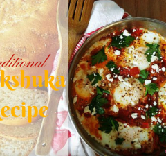 Traditional Shakshuka Recipe