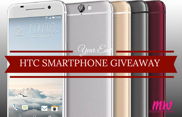 Year End HTC Smartphone Giveaway
